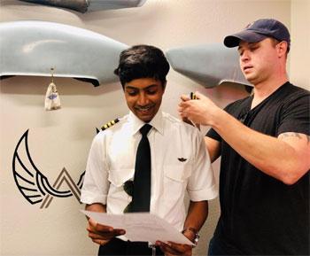 pilot training school Beverly Hills CA