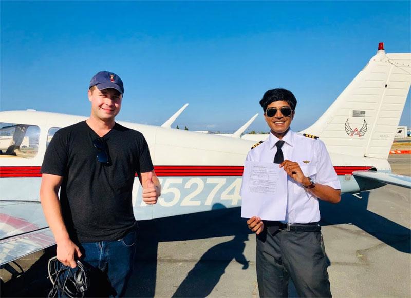 LA's top-rated flight school