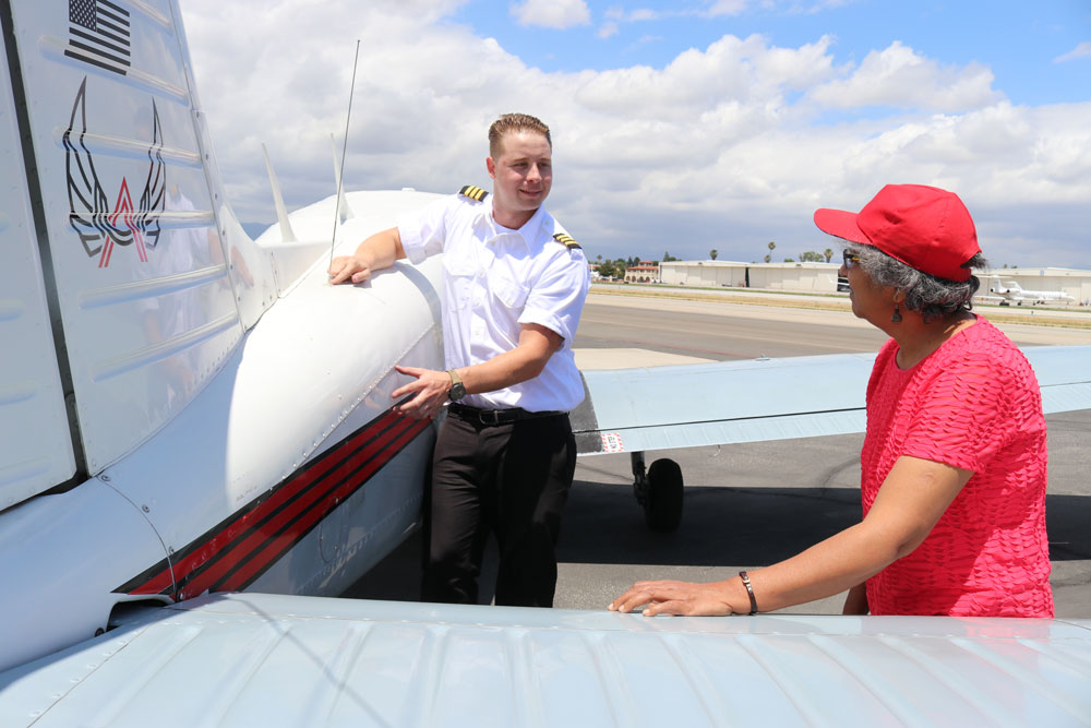 Seth Utz President / Chief Pilot / Gold Seal CFII