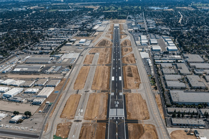 Ascent Aviation Academy location at van nuys airport