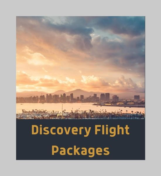 Discovery Flight Packages