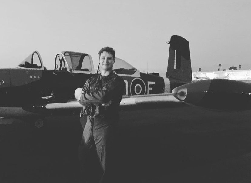 Seth Utz Owner Ascent Aviation Los Angeles