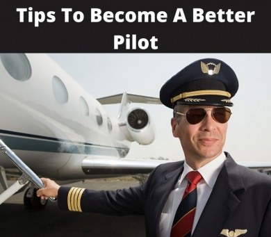 tips to become a better pilot