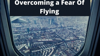 overcoming a fear of fllying