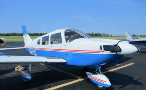 N4593X PA-28-181 Archer